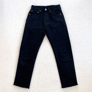 Vintage Levi's 501s Jeans